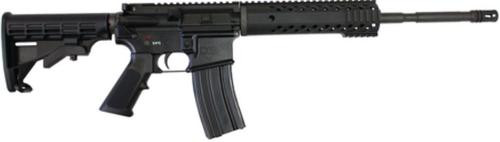 "Diamondback Firearms Model DB-15 .300 AAC Blackout 16"" Chrome-Moly M4 Contour Barrel Modified 4-Rail Handguard No Sights Black 30 Round Mag"