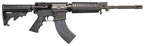 "Windham Weaponry WW-15 SRC AR-15 7.62x39 16"" Barrel 6-Pos Stock Black 30rd AK Type Mag"