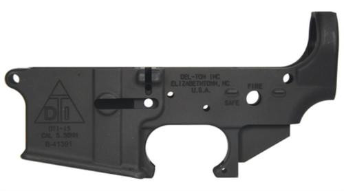 Del-Ton AR-15 Stripped Lower Receiver, 5.56