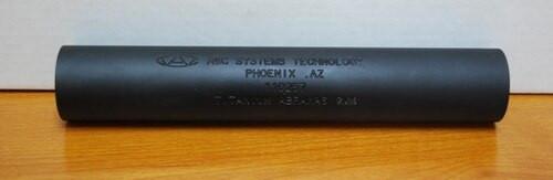 AWC Abraxas 9MM Titanium