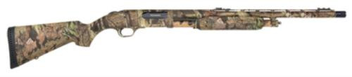 "Mossberg 535 All Terrain Turkey 12 Ga 3.5 "" Chamber 22"" Vent Rib Barrel Fiber Optic Sights Synthetic Stock Full Coverage Mossy Oak Break-Up Infinity Camouflage Finish 5 Round"