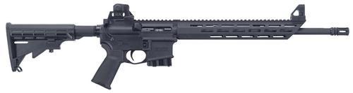 MMR Carbine 5.56mm NATO/.223 Remington 16.25 Inch Barrel 6 Position Adjustable Stock MOE Grip Black 10 Round California Compliant