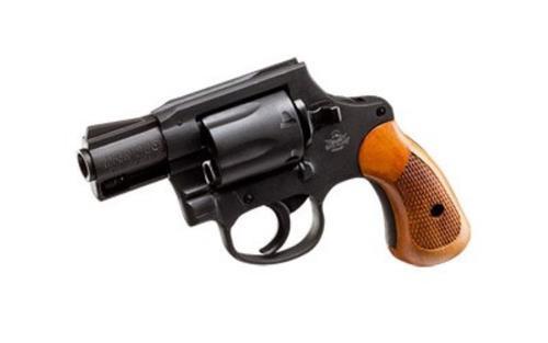 "Rock Island Armory M206 Revolver 38sp 2"" Barrel Spurless Hammer 6 rd"