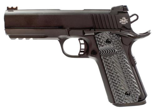 "Rock Island Armory M1911-A1 10mm 4.25"" Barrel MS Tactical 2011 G10 Grips 8rd Mag"