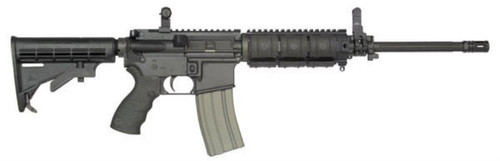 Bushmaster E2S AR-15 Modular Carbine 5.56mm/223 Fluted Barrel, Flip Up Sights, 30rd Mag