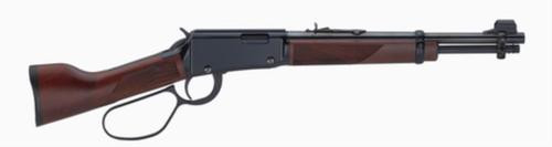 "Henry Mare's Leg Magnum .22 WMR 12.5"" Barrel Blue Finish Walnut Stock 8rd"