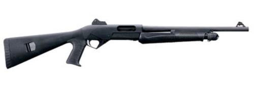 Benelli Super Nova Tactical Pump 12g 18.5 Pistol Grip Ghost Ring Sights
