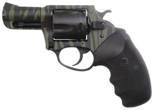 "Charter Arms Mag Pug Tiger III, .357 Mag, 2.2"", 5rd, Green/Black"