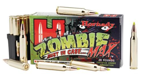 Hornady Zombie Max .223 55gr, 20rd/Box