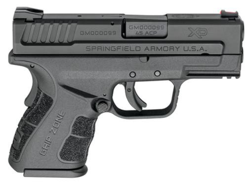 "Springfield XD Mod.2 Sub-Compact 45 ACP 3"" Barrel Black 10rd"