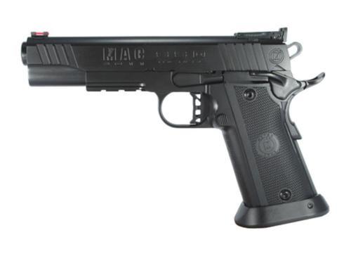 "MAC 3011 SSD Tactical 45 ACP 5"" Barrel Blue Finish Adjustable Rear Sight Tactical Rail Black Grips12rd"