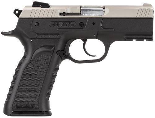 "EAA Witness Polymer Carry DA/SA 9mm 3.6"" Barrel, Black Synthetic Grip SS, 17rd"