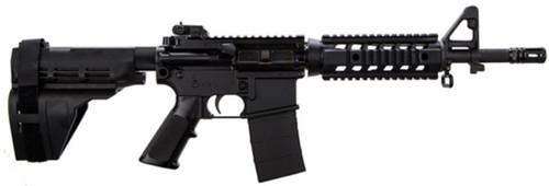 Sig M400 5.56/223 AR-15 Pistol W/Quad Rail & Stabilizing Brace (PSB)