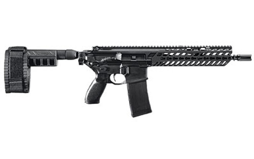 "SIG MCX 5.56 11.5"" Barrel W/Pistol Stabilizing Brace, Keymod Rail 30 Rd Mag"