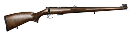 CZ 455 FS .22 Win Mag 20.7 Inch Barrel Blue Finish Walnut Mannlicher Stock 5 Rd