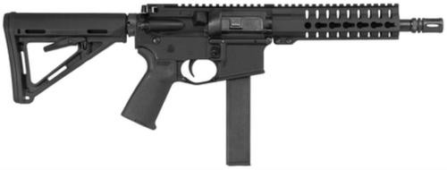 "CMMG MK4 PDW SBR 9MM 8.2"" Barrel RKM7 KeyMod Free-Float Hand Guard - All NFA Rules Apply"