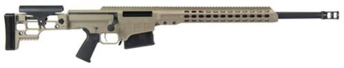 "Barrett MRAD Multi Role Adaptive Design .338 Lapua Magnum 24"" Fluted Barrel with Flat Dark Earth Cerakoted Receiver10rd"