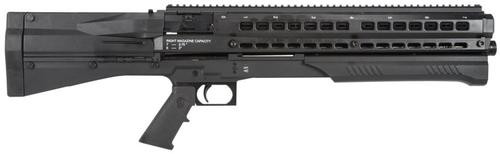 """Orthos, Orthos Pro, Semi-automatic, AR, 12 Ga 3"""", 19"""", Gray, Green, Polymer, 2 Magazines, 3"""", 5Rd, Cerakote, Collapsible"""