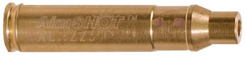 Aimshot Boresight Laser 223 Remington Brass