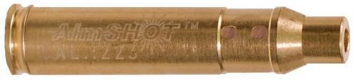 Aimshot Boresight Laser 223 Rem Brass
