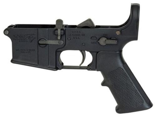 DPMS AR-15 .223/5.56 Lower receiver, parts kit installed less stock