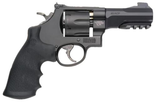 "Smith & Wesson 325 Thunder Ranch Performance Center 45 ACP, 4"" Barrel, Black Matte Finish, 6rd"