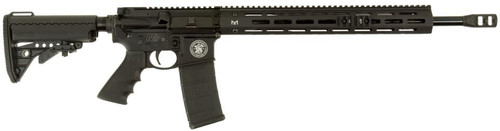 "Smith & Wesson M&P Performance Center 3-Gun 5.56mm, 18"" Barrel, M-Lok, 30rd"