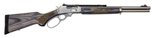 "Marlin 1895SBL 45-70 Govt, 18"" SS Barrel, Laminate Stock, Scout Rail, Large Loop, XS Sights, 5rd"