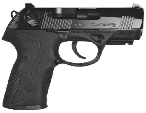 Beretta Model Px4 Storm Compact .40 S&W 3.2 Barrel Black Rail 10 Round Mag