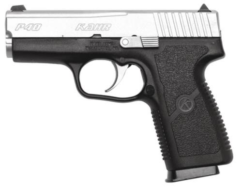 Kahr Arms KAHR PM40 40SW 3IN POLY WITH CRIMSON TRACE