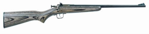 "Keystone Crickett 22LR, 16.5"", Laminated Blue"