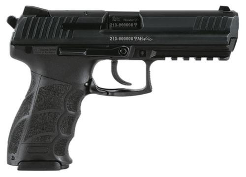 HK P30LS, Long Slide (V3) DA/SA, ambi safety/rear decocking button, three 15rd magazines and night sights