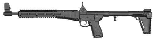 "Kel-Tec Model Sub 2K Gen 2 9mm, 16.1"" Barrel, Blued Finish, 1 Magazine, 17Rd, Adjustable Sights, For M&P"
