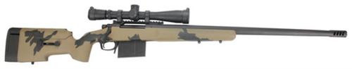 "Remington Custom Shop 40-XS Tactical Heavy Barrel System 338 Lapua 25"" Barrel Mk4 LR Scope"