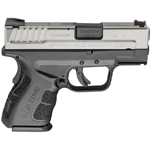 Springfield XD Mod.2 9mm, Sub-Compact, Bi-Tone, Essentials Package