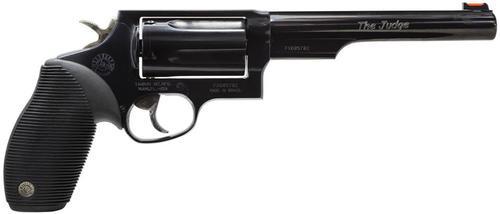 """Taurus 4510 Judge .410 2.5"""" /45 Colt 6.5"""" Barrel Blue Finish, Fiber Optic Front Sight"""