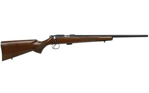 CZ 455 American 22 Mag Blue Walnut Stock 5 rd