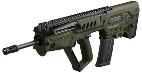IWI TAVOR SAR Bullpup Rifle - Flattop 5.56 NATO, ODG Stock, 18 1:7 Barrel, 30rd Mag