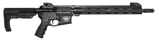 "Civilian Force Arms Hagos-15 Rifle, .223/5.56, 16"",, , 6-Pos Stock,  30 rd"