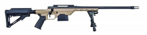 "Mossberg MVP Light Chassis 7.62/308 18.5"" Barrel 10 Rd Detachable Mag"