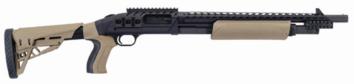"Mossberg 500 Scorpion 12 Ga, 18"" Barrel, Flat Dark Earth, TALO Special Edition"