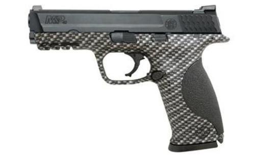 "Smith & Wesson M&P .40 SW, 4.25"", Carbon Fiber, 15rd"