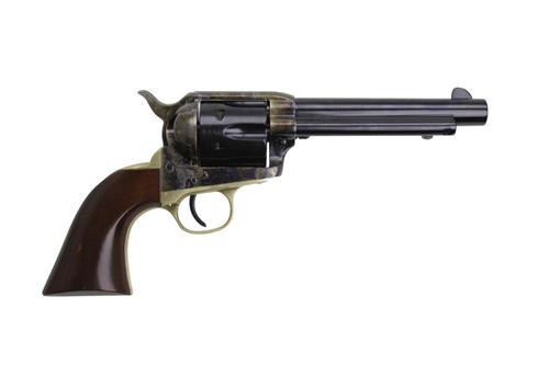 "Uberti 1873 Cattleman II New Model, .357 Mag, 5.5"", Brass"