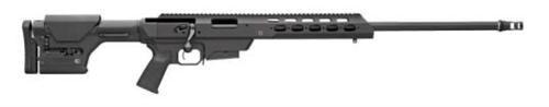 "Remington 700, Bolt Action, 300 Winchester Magnum, 24"" Barrel, Black, PRS Stock, MDT TAC21 Tactical Chassis, 5Rd"