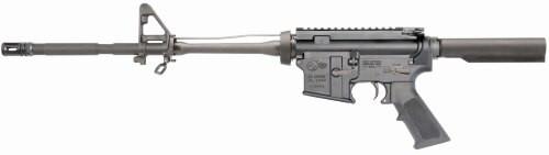 "Colt LE6920 5.56mm NATO 16"" Chrome Lined Barrel Front Sight No Furniture 30rd Mag"