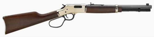 "Henry Big Boy Carbine .45 Colt 16"" Octagon Barrel Adjustable Sights American Walnut Stock"