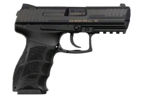 HK P30 (V1) Light LEM DAO, 40SW 2-13rd Mags