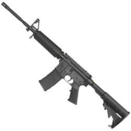 "Armalite, Defensive Sporting Rifle, 223 Rem/556NATO, 16"" Barrel, 1:7 Twist, Black, 6-Position Collapsible Stock, A2 Sights, 30Rd, 1 Magpul Magazine, Mil-spec 1913 Rail"
