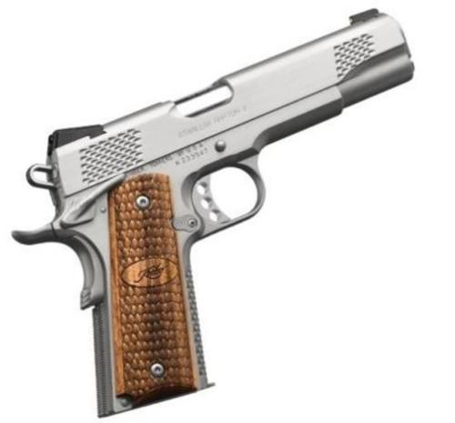 "Kimber Stainless Raptor II 9mm, 5"", Stainless Steel"