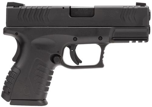 "Springfield XDM Compact 9mm, 3.8"" Barrel, Black W/XDM Gear, 19rd Mag"